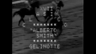GELINOTTE con Juan V. Tovar Clasico Alberto Smith 1980...!!!