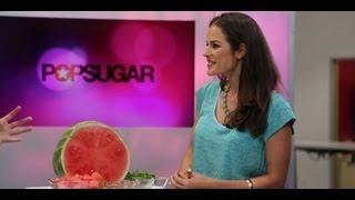 Watermelon Granita Recipe   Healthy Recipes   Fitness How To