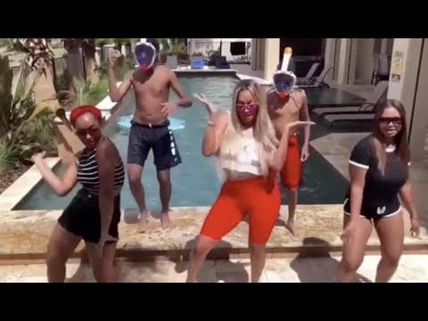 Lala Anthony Does Drake In My Feelings Challenge