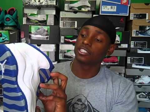 2012 Nike Air Jordan 10 X Retro TXT