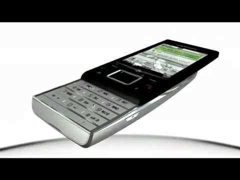 Sony Ericsson Hazel GreenHeart Video