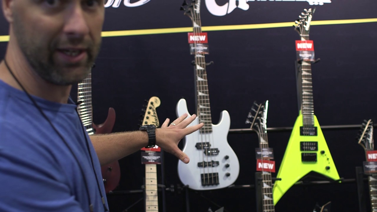 Summer Namm 2017 Charvel Warren Demartini Jake E Lee Adrian