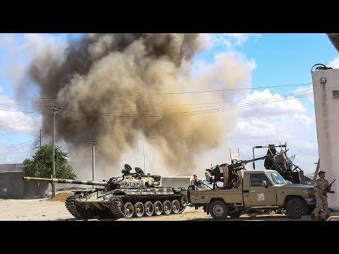 الجيش الوطني الليبي يشن غارات جوية على مواقع عسكرية بطرابلس  - نشر قبل 4 ساعة