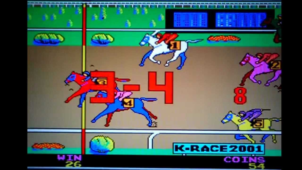 Krace Racing Horse Repackage By Ty Sovanmony Youtube