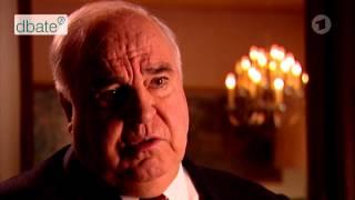 Helmut Kohl - das Interview. Folge 4: Private Freunde, politische Freunde (dbate)