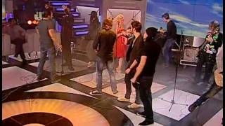 ТНМК & Green Grey & С. К. А. Ї. & NoFacez & Диверсанти @ Шустер-Live 01.07.2011