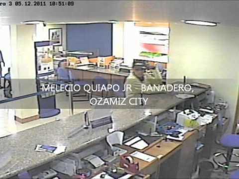 BDO Cagayan de Oro City Robbery