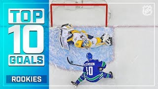 Top 10 Rookie Scoring Plays from 2018-19