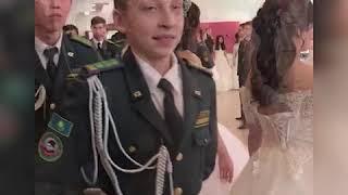 Третий кадетский бал прошел в Костанае