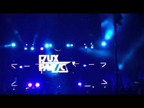 Going Gorillas by Doctor P- Flux Pavilion live mix SummerSet Music Festival 2014