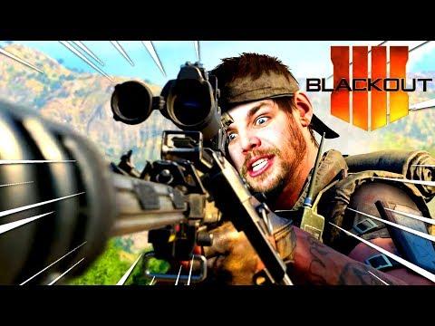 Black Ops 4: BLACKOUT Gameplay !! (BO4 Battle Royale) thumbnail