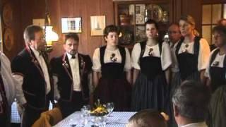 Gründertreffen 1, Jodlerklub Trubschachen