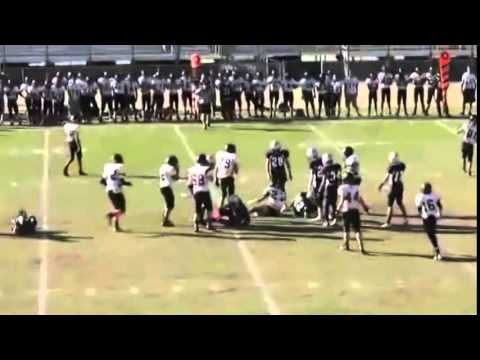 Jevon The Rock Hill 2014 Highlights. Defensive End