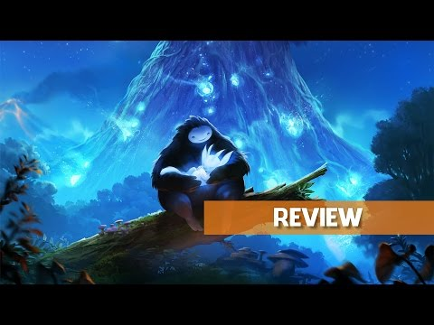 ORI and the Blind Forest Review Español