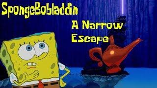 Скачать SpongeBobladdin Part 11 A Narrow Escape