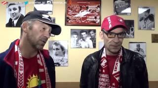 братья Торсуевы за «Спартак»