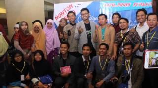 Video Nonton Bareng Film Tausiyah Cinta @ Cinema 21 Mandala, Malang download MP3, 3GP, MP4, WEBM, AVI, FLV Agustus 2019