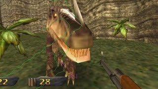 Turok: Dinosaur Hunter Remastered - Level 2 - All Keys All Secrets