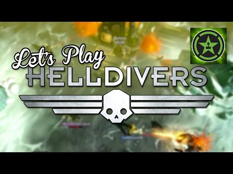 Let's Play – Helldivers