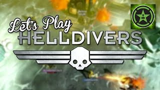 Let's Play - Helldivers