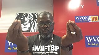 Watch The WVON Morning Show...Barbers' Lives Matters