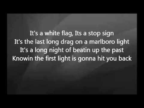 Eric Church - It's Over When It's Over with Lyrics