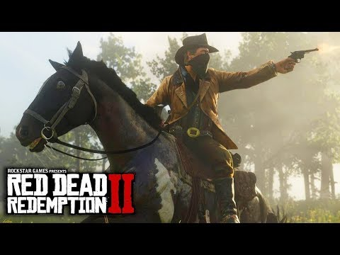 Red Dead Redemption 2 - NEW LEAKS?! Latest News, E3 2018 Reveal, Gameplay Info & More!