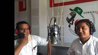 Interview With Ram P.D. Gyawali With Tanka Bhattarai On Gorkha F.M.