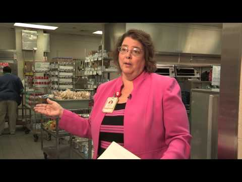 Spotlight on Food and Nutrition Services