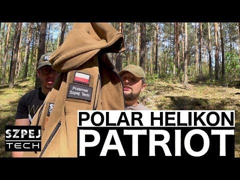 Helikon Patriot - PRAWIE doskonała bluza polarowa