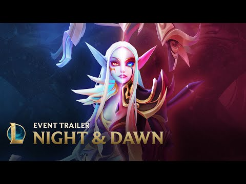 Strike the Skies | Night & Dawn Event Trailer - League of Legends