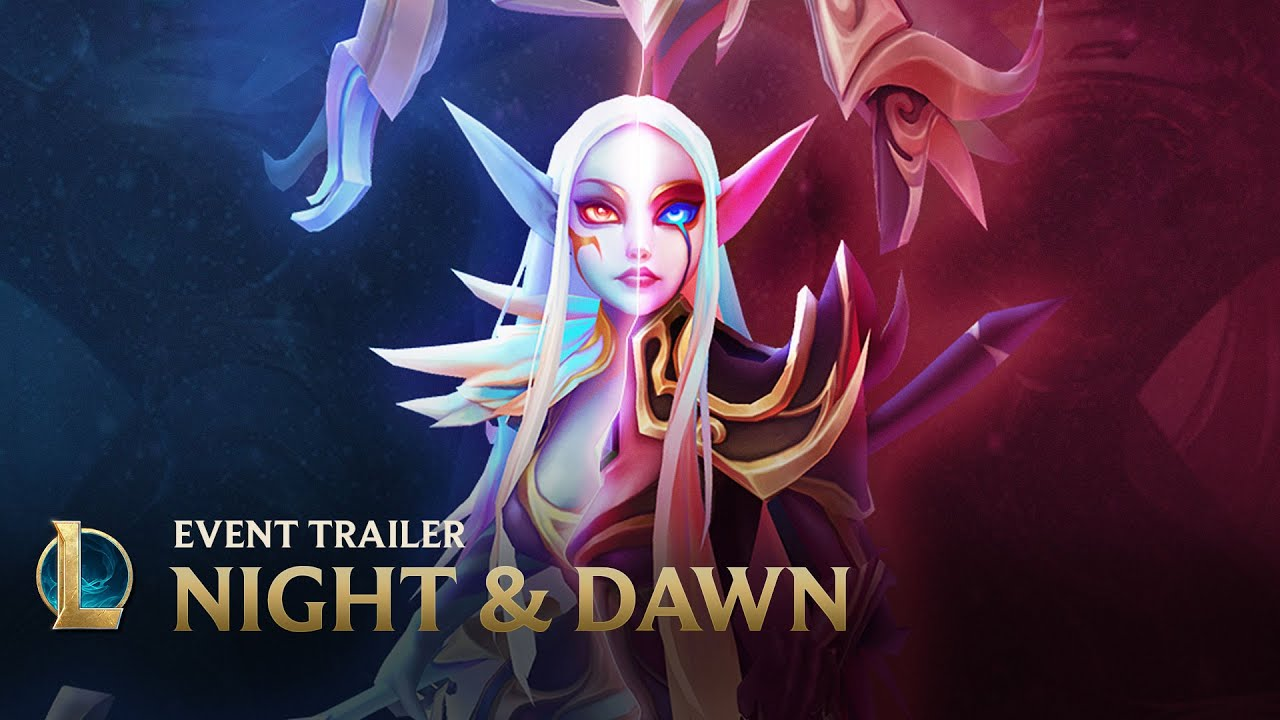 Surrender At 20 Night Dawn Event New Skins Chroma Loot