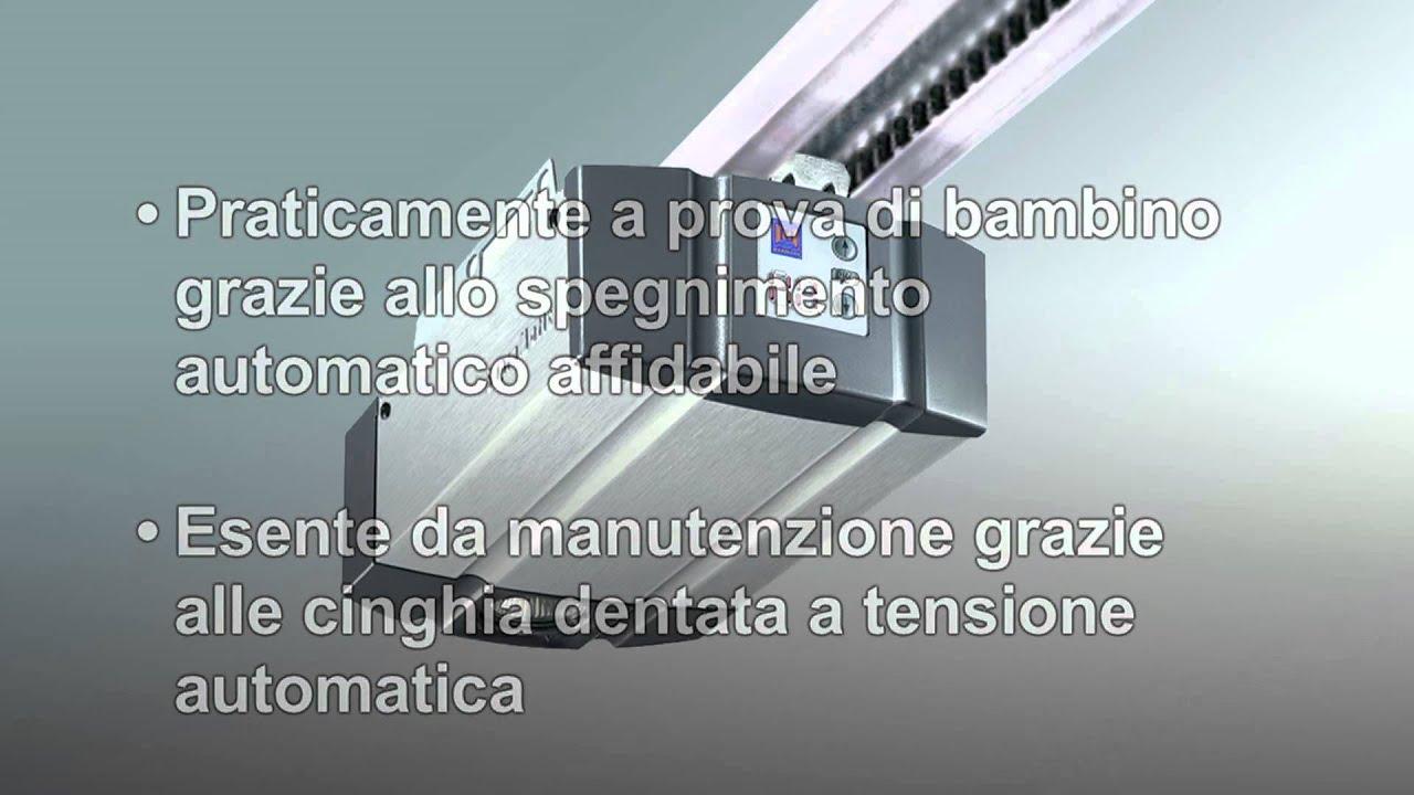 Schemi Elettrici Hormann : Nuova motorizzazione supramatic hörmann youtube