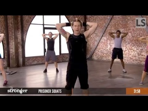 STRONGER Month 2 HIIT Workout: COMBUSTION
