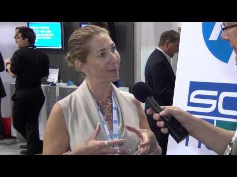 Tracy Askam on HP Autonomy and Media Bin - NAB 21013