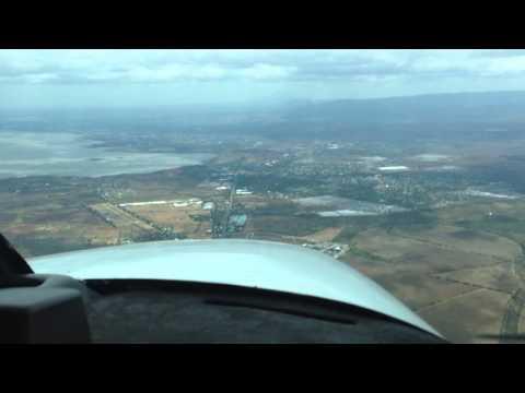 Vuelo Tegucigalpa Managua aterrizaje