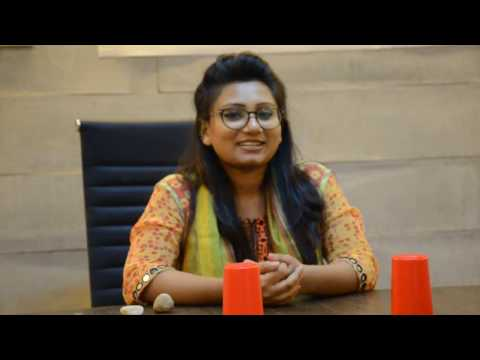 Interview of ABANTI SITHI- The Cup Singer