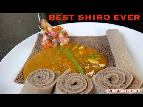 BEST ETHIOPIAN FOOD : SHIRO RECIPE – ቀላል የሽሮ አሰራር
