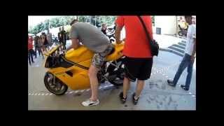 Ducati rev limiter and sound