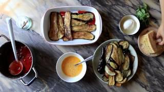 How to make: Melanzane alla parmigiana | Juls' Kitchen