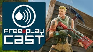 Free to Play Cast: Paladins Cards Unbound Fiasco and Fortnite Battle Royale's Lawsuits Ep. 245