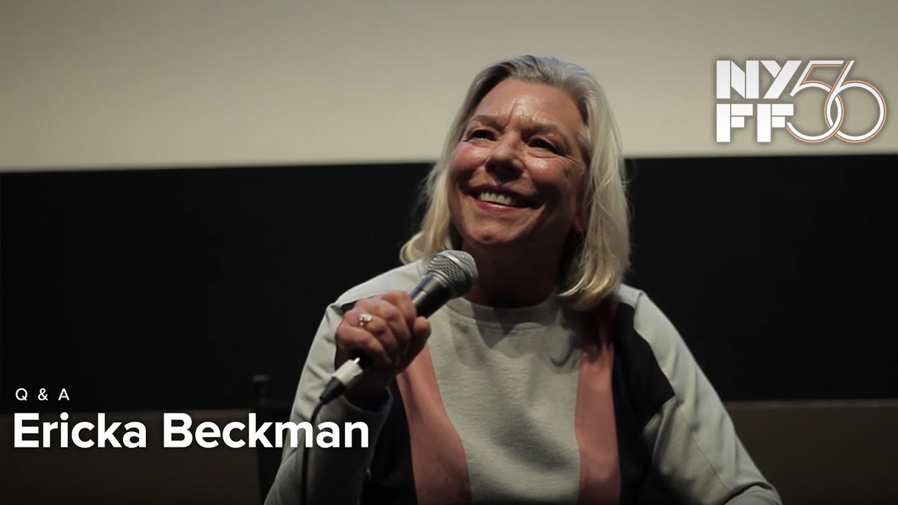 Ericka Beckman on Cinderella and You the Better | Projections at NYFF56