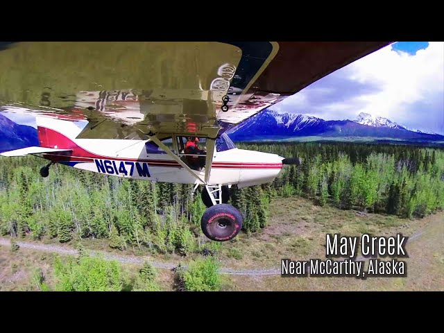 May Creek Airstrip and Public Use Cabin   Geoff Oliver