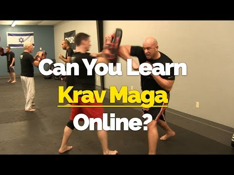 Can You Learn Krav Maga Online? Two Guys Prove It.
