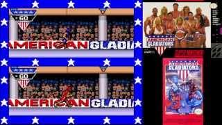SNES A Day 170: American Gladiators