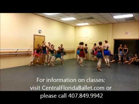 Central Florida Ballet Academy: 2013 Summer Intensive