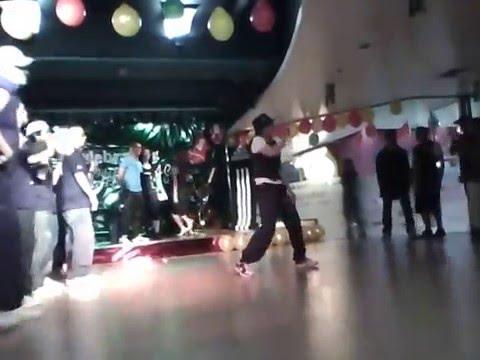Fhe Samia FF Ortigas Farewell Xmas party(Danze Showdown) 121110