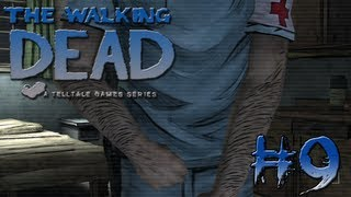 MOLLY MAKES A PORNO!!! - The Walking Dead - Around Every Corner PC Walkthrough Gameplay part 9