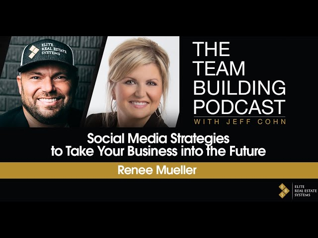 Social Media Strategies to Take Your Business into the Future w/ Renee Mueller