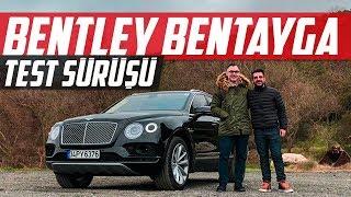 Doğan Kabak | Dünyanın En Lüks SUV'u Bentley Bentayga | Test Sürüşü